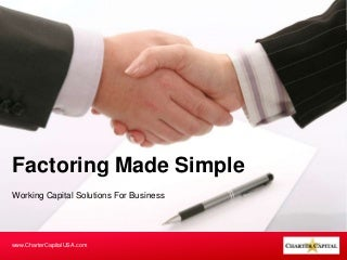 Invoice Factoring Brokers
