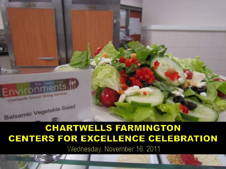 Chartwells Farmington Centers for Excellence