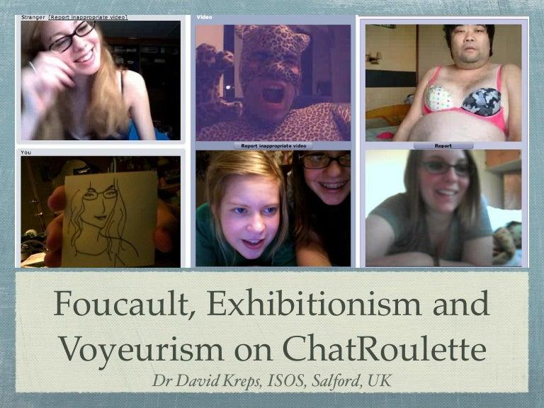 voyeurism Cape d azur exhibitionism