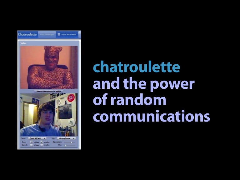 Rollet chat Chat roulette