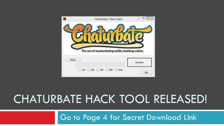 Hack chaturbate password token Features :