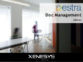 Case history - ESTRA | Document management