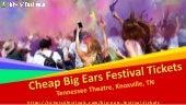 Big Ears Festival Tickets Cheap