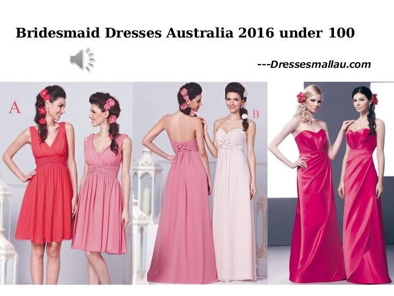 New Bridesmaid Dresses Under Budget Arrive On Dressesmallau Com,Confederate Flag Wedding Dress