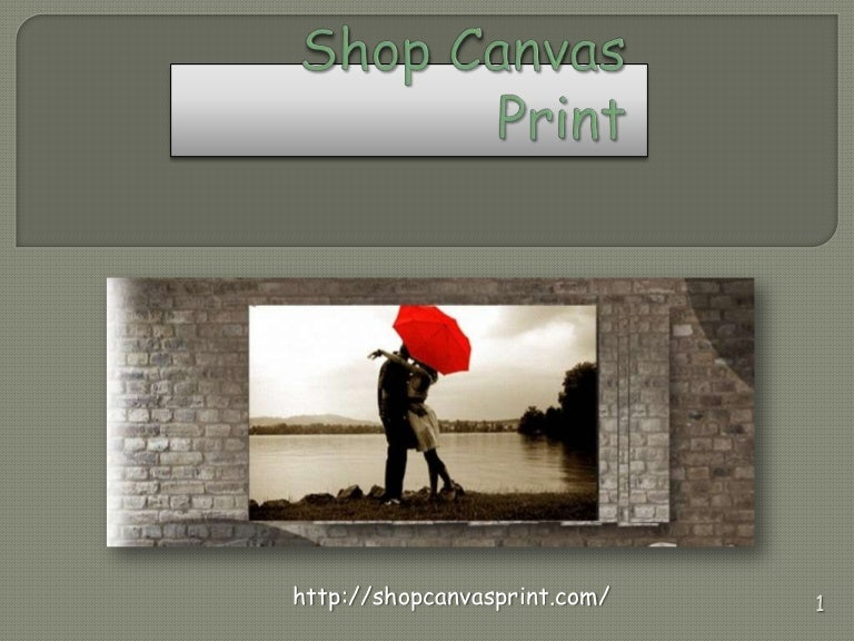 cheapest canvas prints online