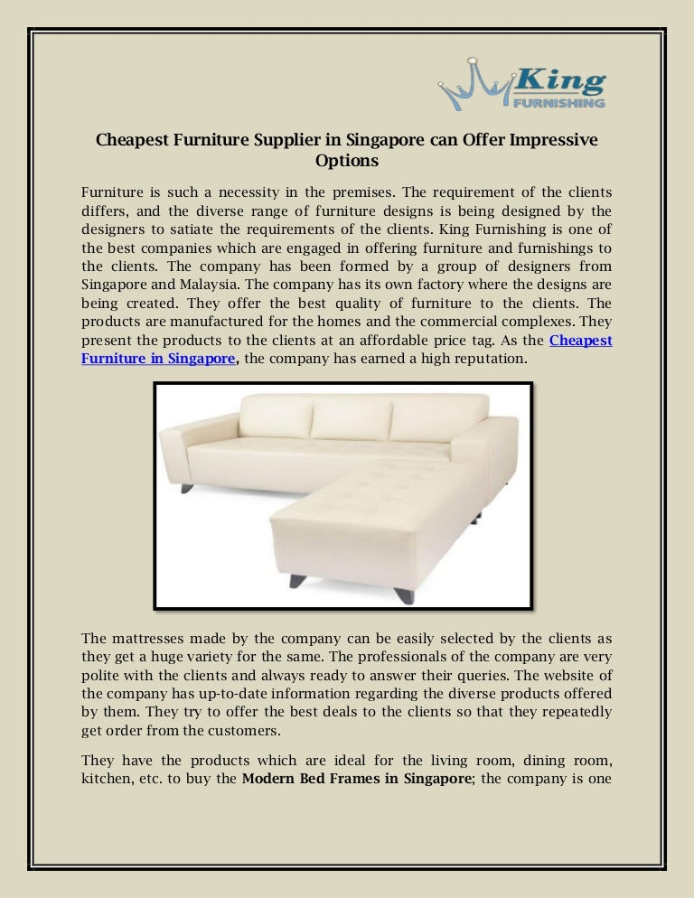 Prime Cheapest Furniture Supplier In Singapore Can Offer Interior Design Ideas Clesiryabchikinfo