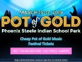 Discount Pot of Gold Music Festival 2019 Tickets