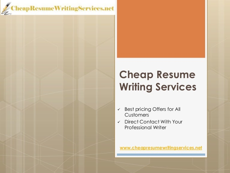 Cheap resume writing services brisbane