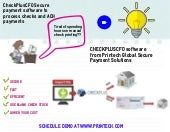 CheckPlusCFO Secure Payment Solutions Infographic