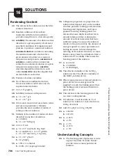 Pearson Chemistry Workbook Answers Chapter 10 - YouTube