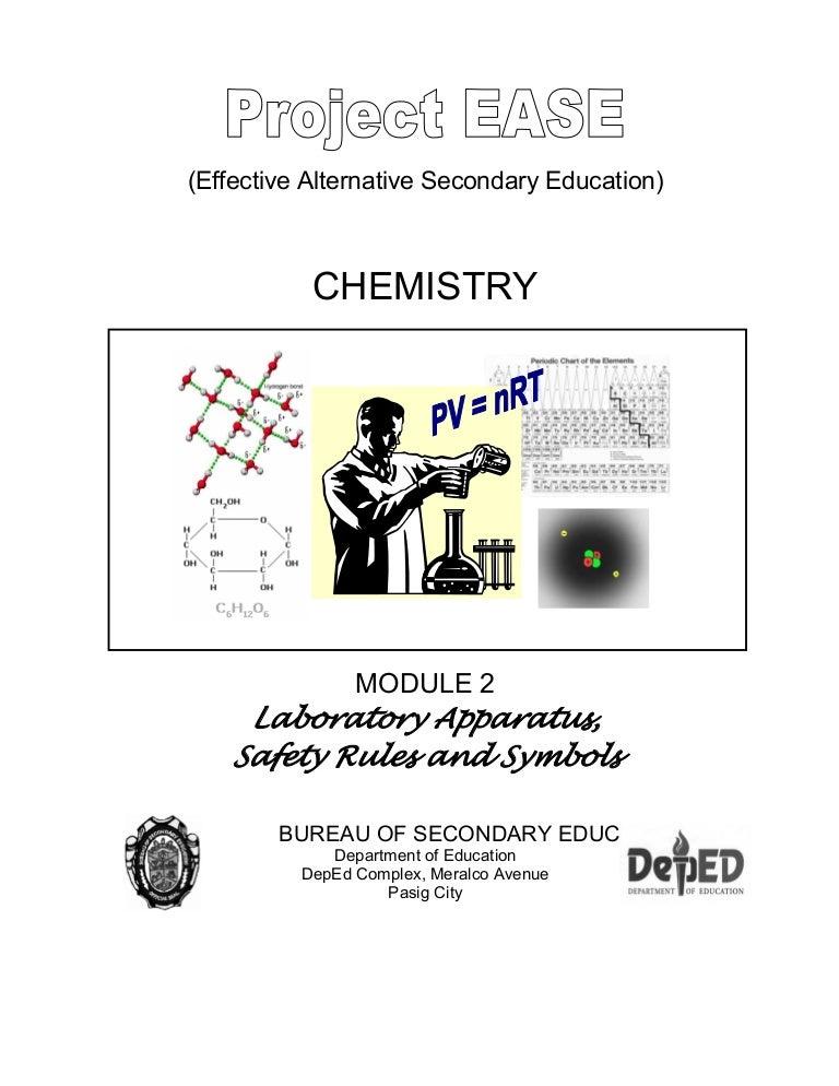 Chem m2 laboratory apparatus safety rules symbols – Lab Safety Symbols Worksheet