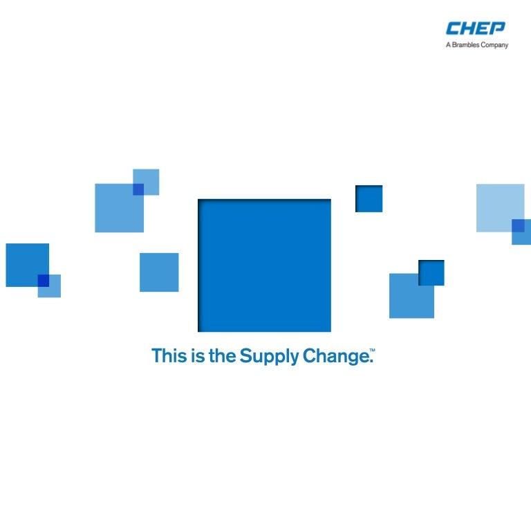 Chep Capabilities Brochure