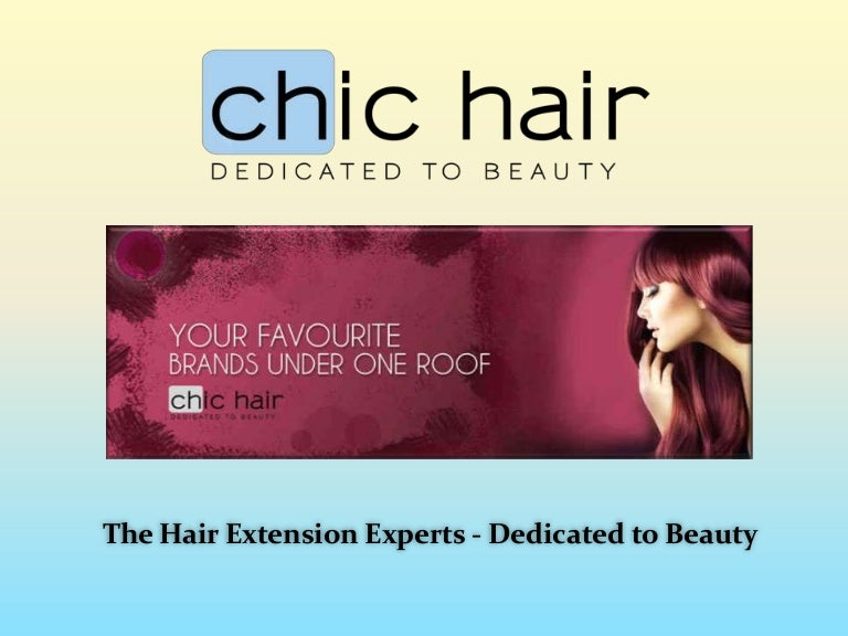 Chic Hair Products And Accessories