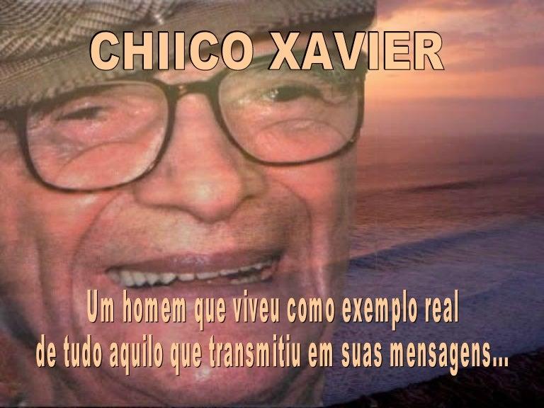 Chico Xavier Auto Estima