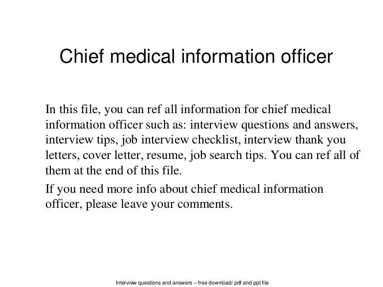 chiefmedicalinformationofficer 140702061353 phpapp01 thumbnail 4jpgcb1404281667
