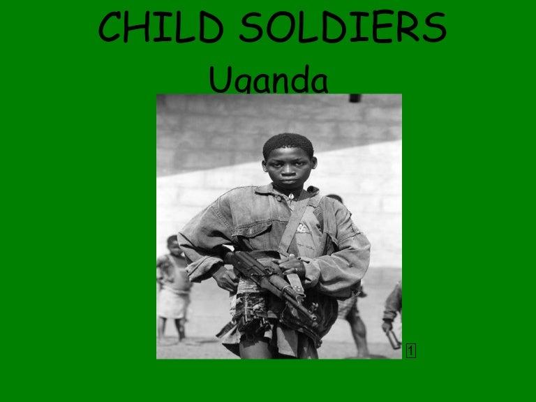 Joseph Konys child soldiers: Invisible Children video
