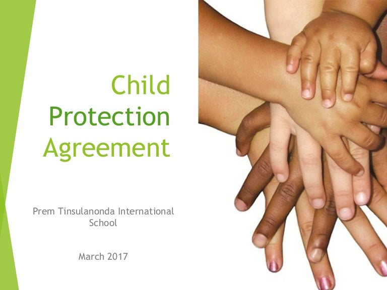 Child protection training for parents.
