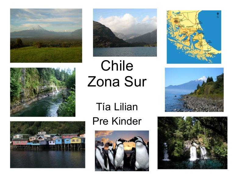 Chile zona sur for Piletas publicas en zona norte