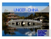 Unicef China Proposal Project