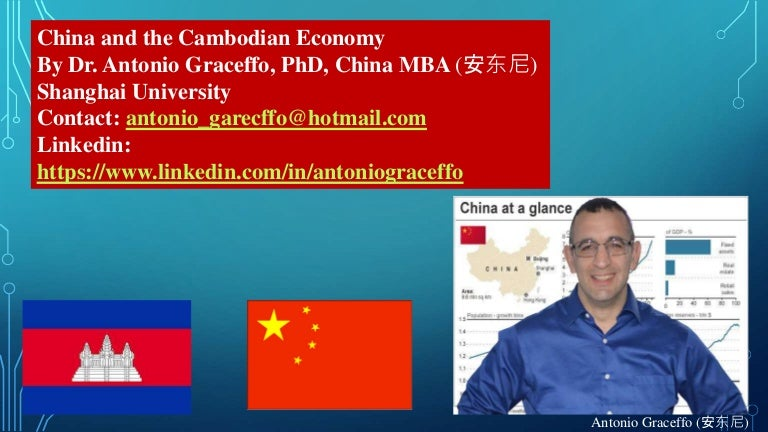 China and the Cambodian Economy