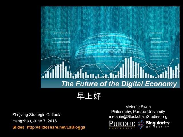 China Digital Economy