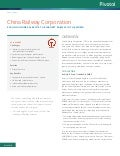 China Railways Corporation Case Study