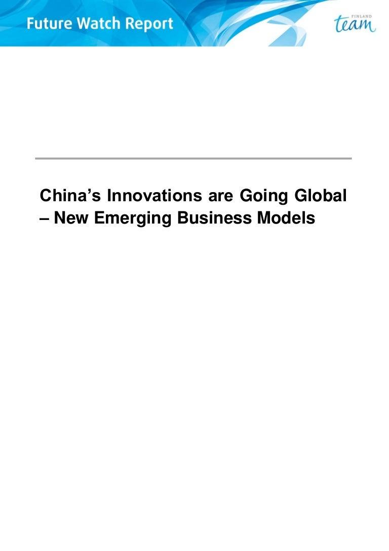 Chinese innovation goingglobalfullreport nvjuhfo Image collections