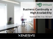 Case history - Goglio | Business Continuity e High Availability