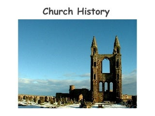 Church History Powerpoint