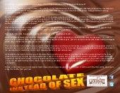 Chocolate instead of sex