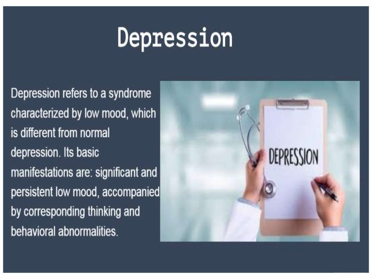 Choose the therapist for depression treatment in long ...
