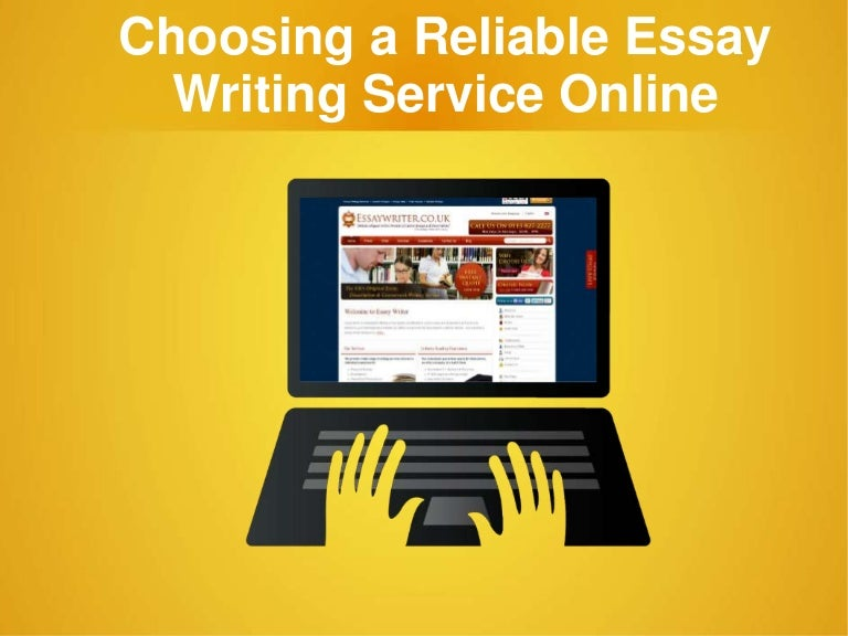 Write papers online service