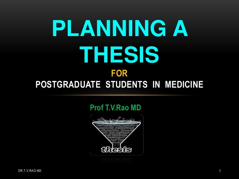 masters in medical education germany