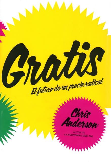 Chris Anderson - Lo gratis