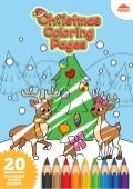 Christmas Coloring Pages for Kids - Printable Coloring Book