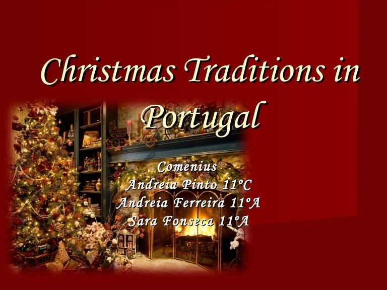 Christmas Traditions In Portugal´2