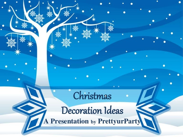 Christmas Party Presentation Ideas Part - 49: SlideShare