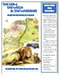Chronicles of narnia study guide