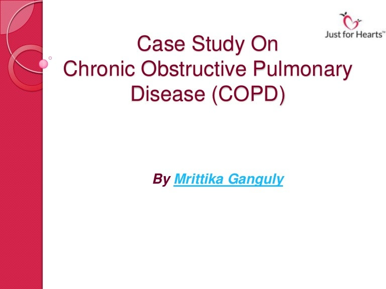 Copd case study essay
