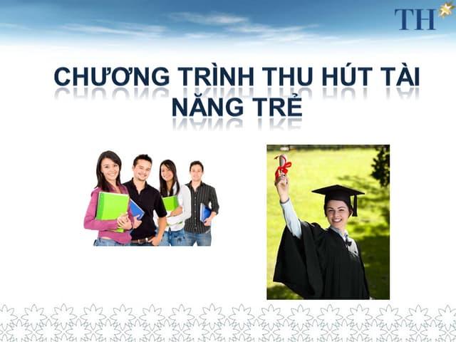 Chuong trinh thuc tap sinh