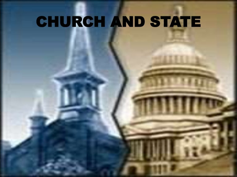 Array - church and state  rh   slideshare net