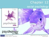 PSYC1101 - Chapter 12, 4th Edition PowerPoint