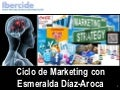 Ciclo de Marketing con Esmeralda Diaz-Aroca para Ibercide Ibercaja