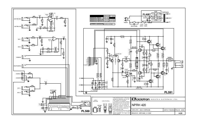 Ciclotron nprh420