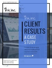 Case Study on Marketing Services for a B2B Client — ClockInEasy