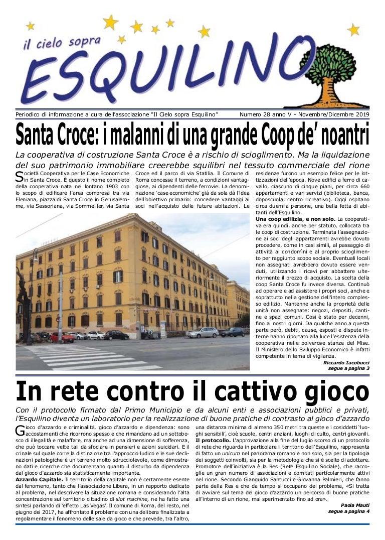 Giovannetti Mobili Roma Lazio cielo sopraesquilino numero28