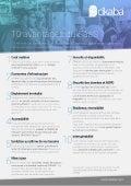 Cikaba   10 avantages du SaaS