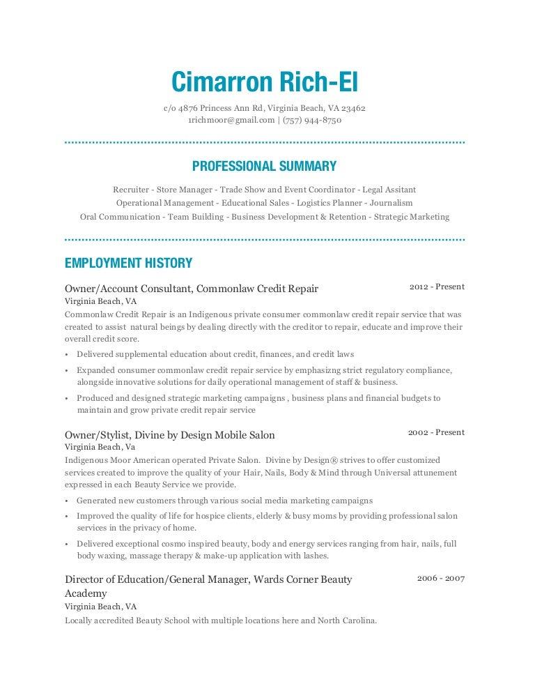 Cimarron El-resume-2016-06-15 (2)