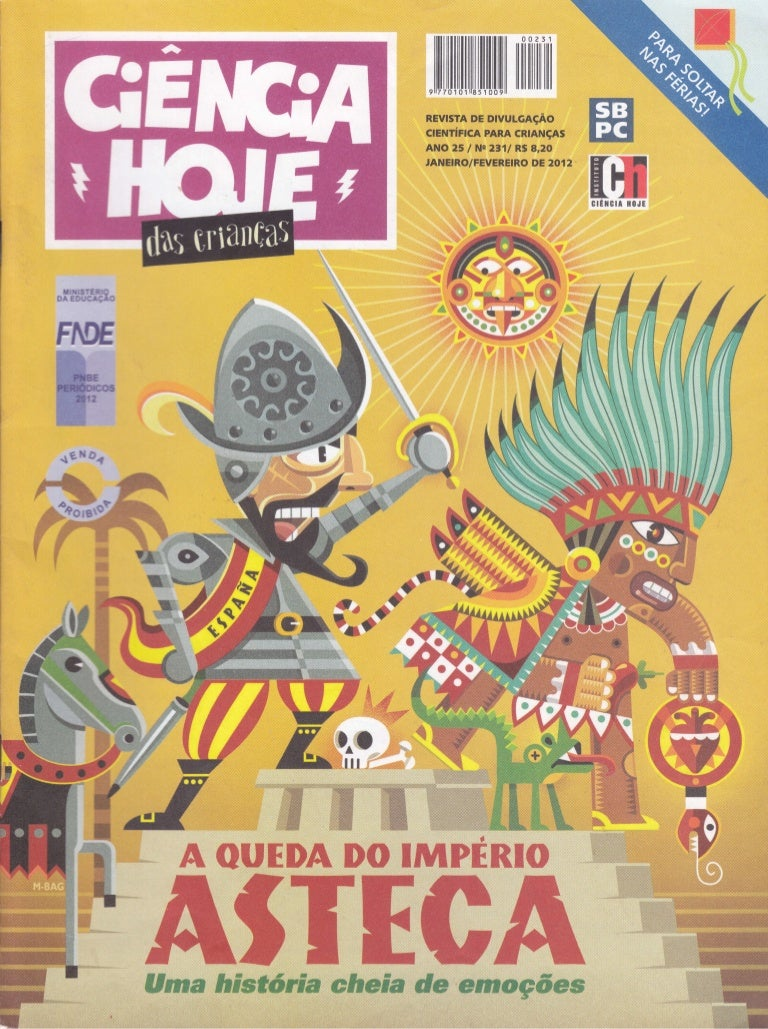 Ciência Hoje   Como os brasileiros veem a ciência e os