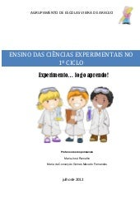 Cinciasexperimentaisno1ciclo20122013 121028114507-phpapp01